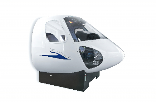 EASA Approved FNPTI or FNPTII Simulators are usually within a cockpit. More professional flight training for CPL/IR and can be used towards the ATPL Courses.