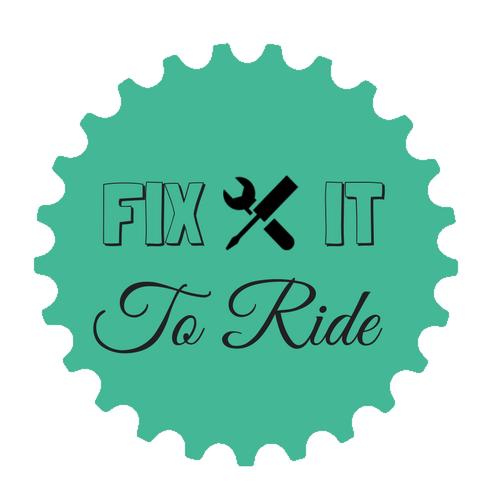 FixItToRide Logo