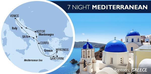7 Night Mediterranean