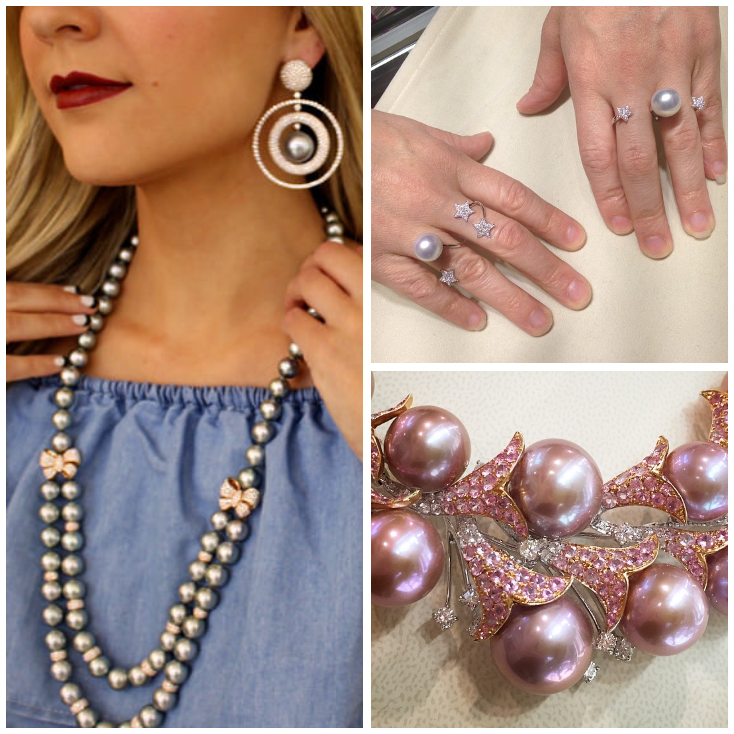 Pearls from Vicenza