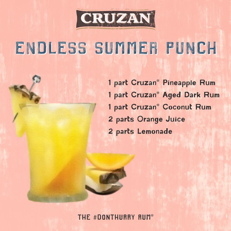 Cruzan Rum Recipe