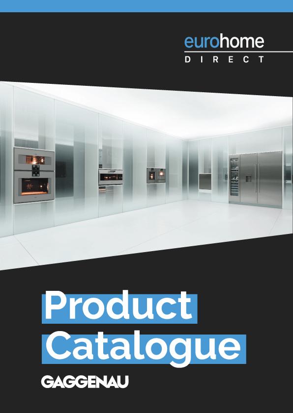 Gaggenau Catalogue