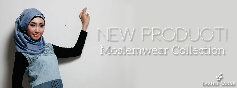 New Moslemwear Collection Lazuli Sarae