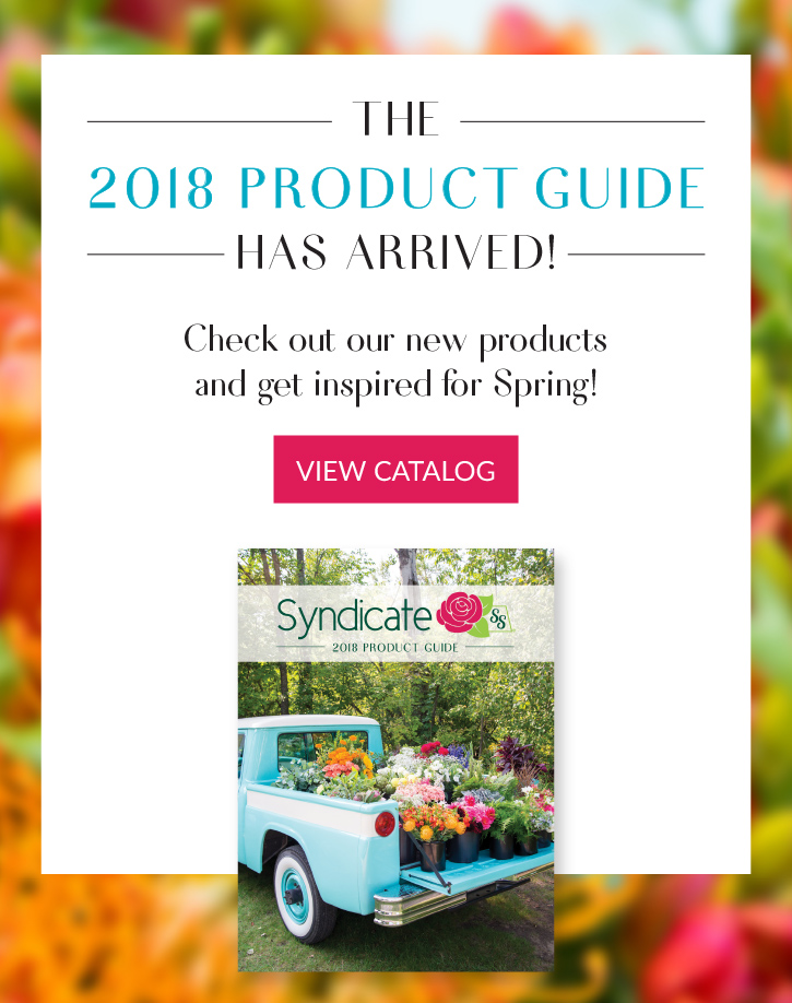The 2018 Product Guide has arrived! View the Catalog now!