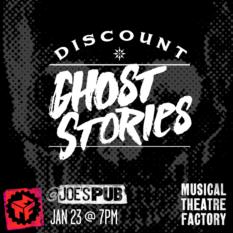Discount Ghost Stories