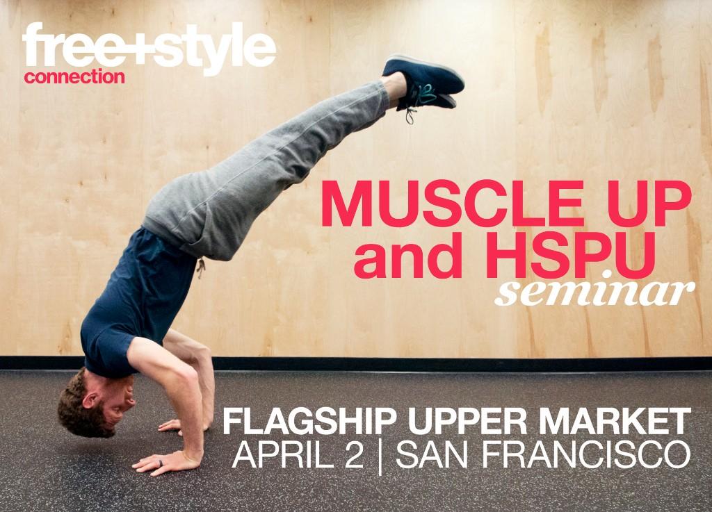 Muscle Up & HSPU Seminar