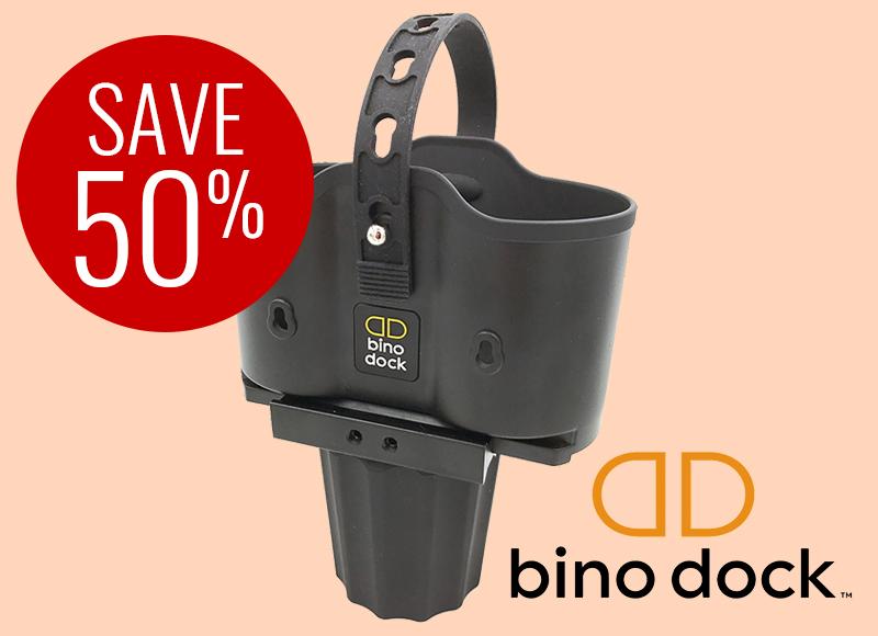 Save 50% on the BinoDock!