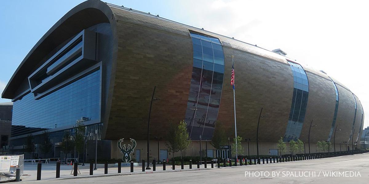 New Milwaukee Bucs Stadium is Bird Friendly