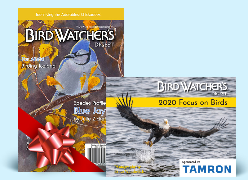 Bird Watcher's Digest with 2020 Calendar