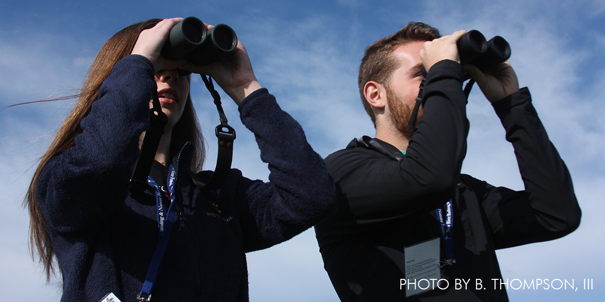 Millenials Ranks Growing Among Birders