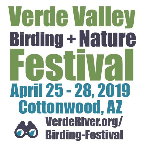 Verde Valley Birding + Nature Festival