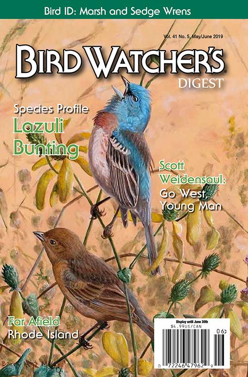 Bird Watcher's Digest May/June 2019
