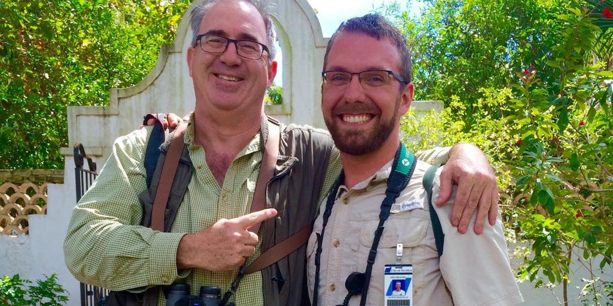 This Birding Life #80: Erik Bruhnke, The World's Happiest Birdman