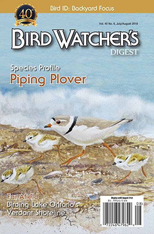 Bird Watcher's Digest July/August 2018