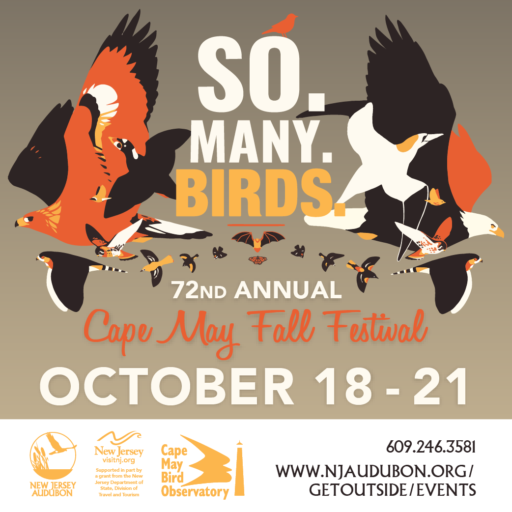 Cape May Fall Festival, October 18-21