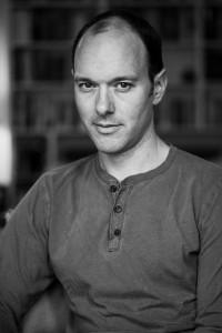 Writer Alex Preston