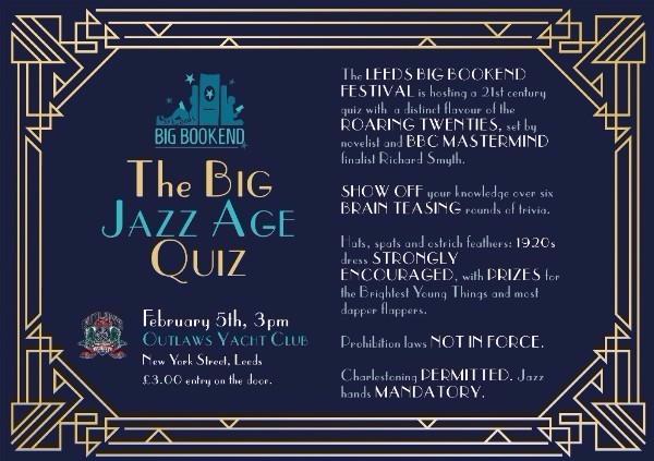 The Big Jazz Age Quiz