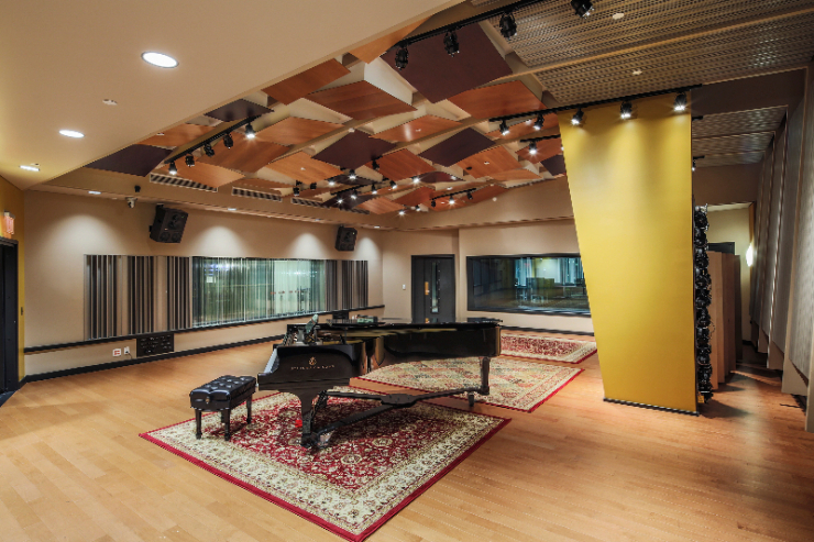 Berklee College of Music - Live Room A
