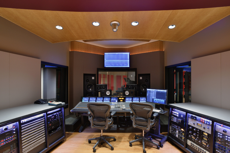 Berklee College of Music - Control Room