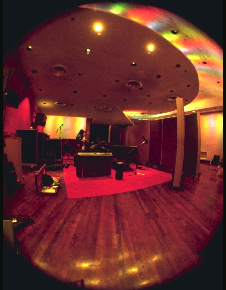 Electric Lady Studios, NY, USA - Live Room