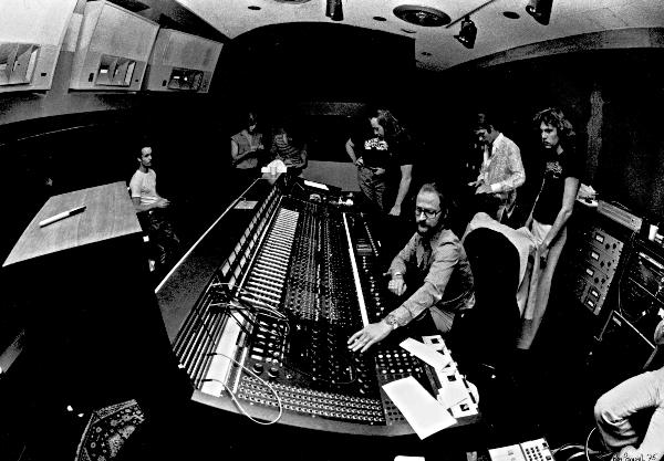 Electric Lady Studios, NY, USA - Control Room