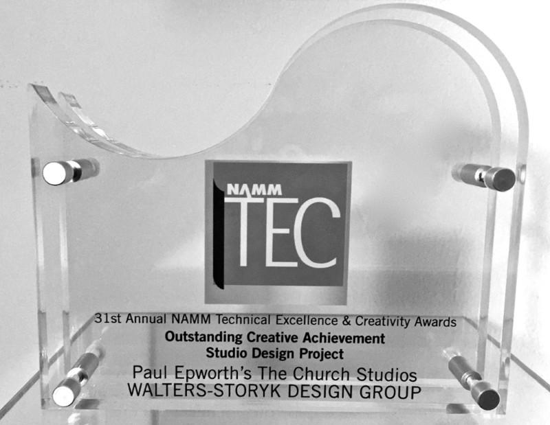 TEC AWARD 2016