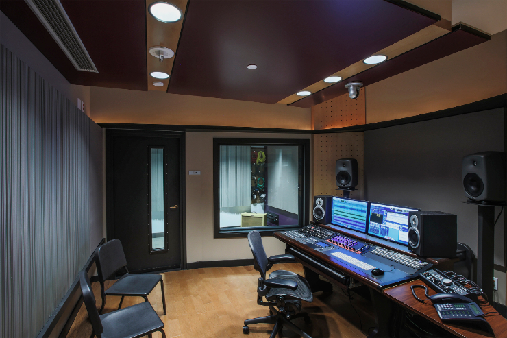 Berklee College of Music - Production Suite