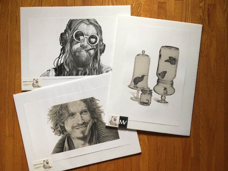 """11""""x14"""" and 8""""x10"""" inkjet prints $33.90 and $22.60"""