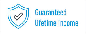 Guaranteed lifetime income
