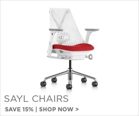 Sayl Chairs, Save 15%