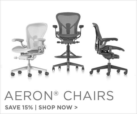 Aeron Chairs, Save 15%