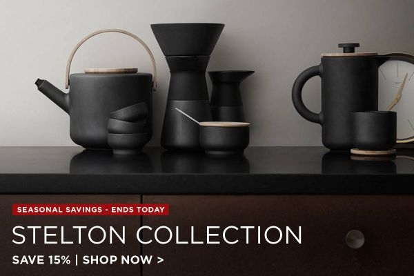 Stelton Sale Ends, Save 15%
