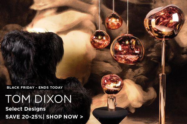Tom Dixon Sale, Save 20 - 25%