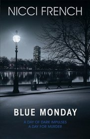 book cover of Blue Monday by Nicci French
