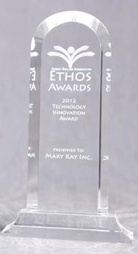 IMAGE: (Soon Yours!) DSA Ethos Award