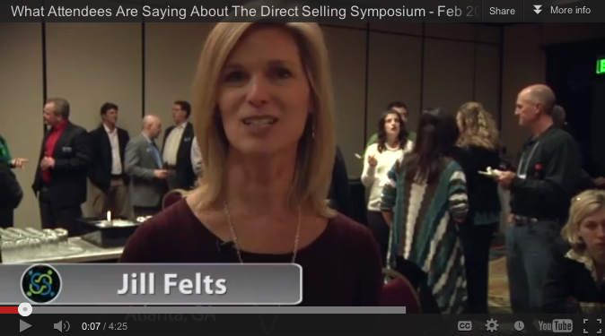 "{CLICK ""DISPLAY IMAGES"" IN YOUR BROWSER TO VIEW} Video: Jill Felts of Compelling Creations - attendee testimonial"