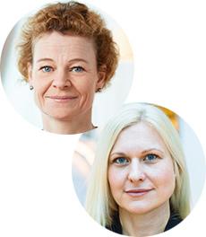 Annemarie Gardshol & Ylva Ekborn