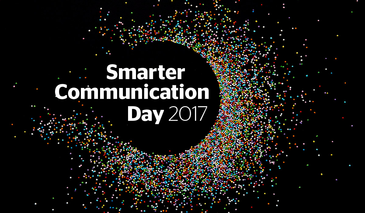 Smarter Communication Day 2017