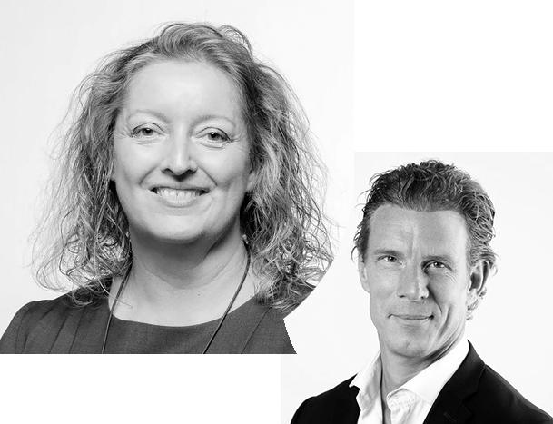 Linda Raufort & Henrik Kihlberg