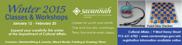 Affordable Savannah art classes for kids including Morning Mud for Toddlers, Fused Glass Animals & Windchimes & more