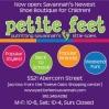 Petite Feet children's sandal/flip-flop giveaway