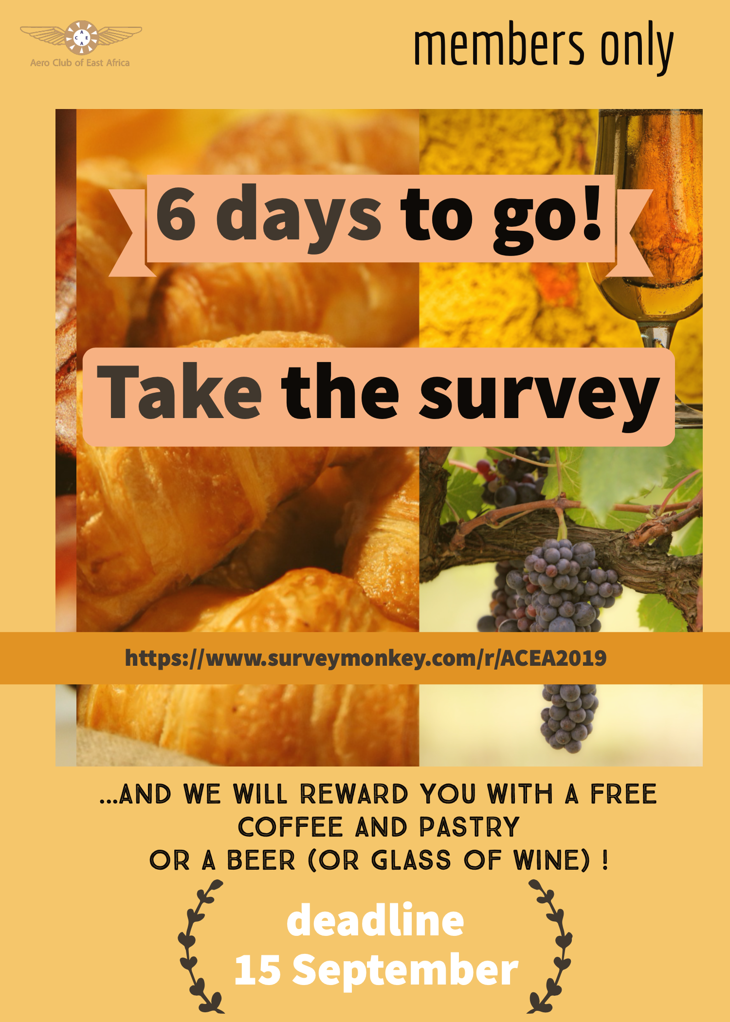 click to go to Survey page