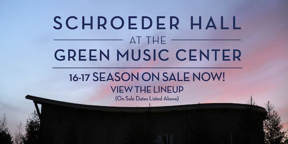 Schroeder Hall 2016-17 Season