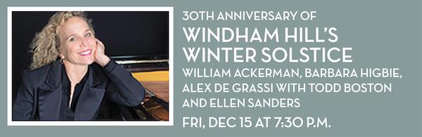 Windham Hill's Winter Solstice