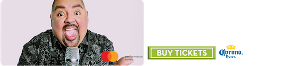 """Gabriel """"Fluffy"""" Iglesias – July 7"""