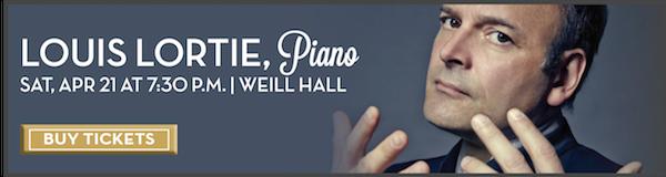 Louis Lortie, piano