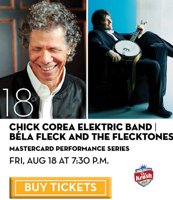 Chick Corea Elektric Band | Béla Fleck and the Flecktones
