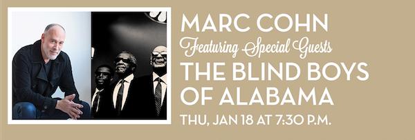 Marc Cohn feat. The Blind Boys of Alabama