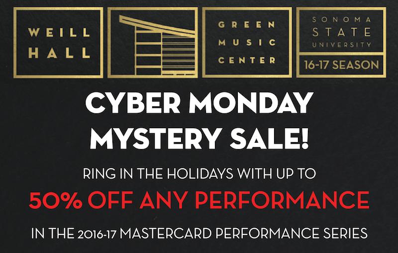 Cyber Monday Mystery Sale