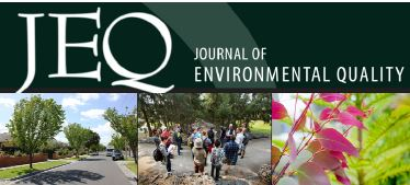 Journal of Environmental Quality Papers